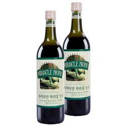 미라클노니 (750 ml) 2병 + (사은품) 노니비누1개