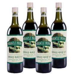 미라클노니 (750 ml) 4병 + (사은품) 노니비누2개
